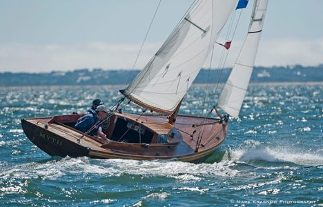 Alerion Myth at The Opera House Cup - Nantucket, MA  2016