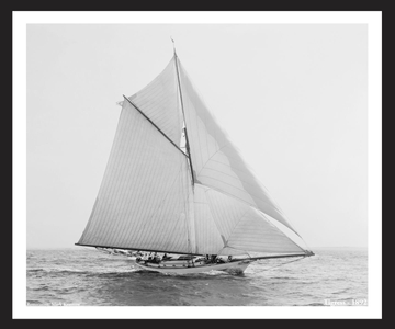 Vintage Sailboats - Vintage Sailing Late 1800's