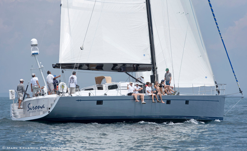 Yacht Sirona at the Candy Store Cup