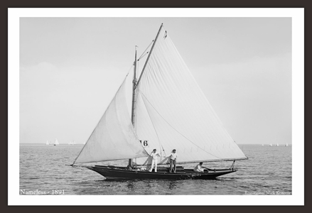 Vintage Sailboats - Vintage Sailing