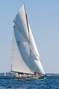 NY50 Spartan at the Corinthian Classic in Marblehead, MA