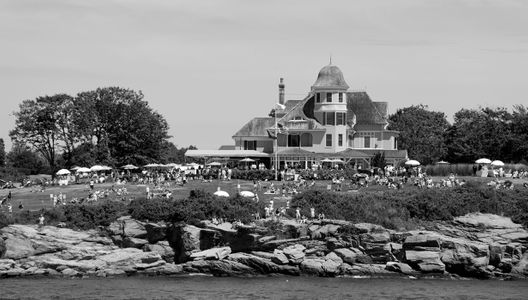 Castle Hill Resort Lawn Party on the Waterfront, Newport Rhode Island