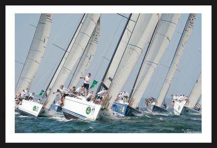 Swan 42's - New York Yacht Club Invitational Regatta - Newport, RI