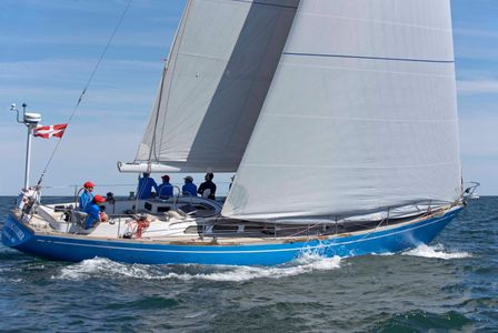 Dreamcatcher at the Newport to Bermuda Start 2016
