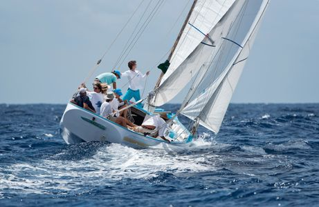 Sweetheart - A Carriacou Sloop