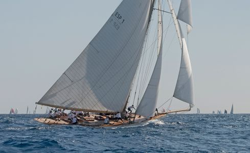 Hispania 1901 - Fife 15 Metre