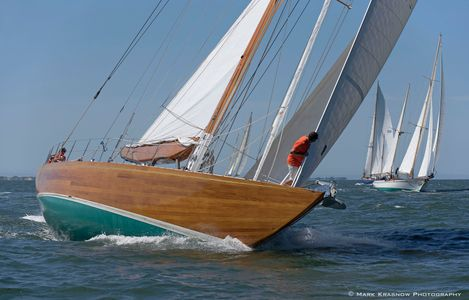 Sophie at The Opera House Cup - Nantucket, MA  2016