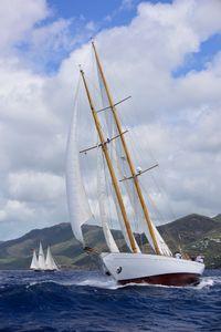 Eros - 1939 Staysail Schooner