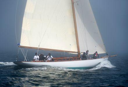 Mashnee -  Buzzards Bay 30 - Herreshoff - MIT Crew