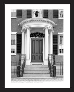 Gardner-White-Pingree House, Salem, MA Early 1900s