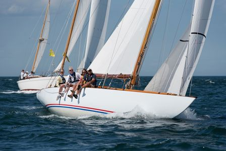Classic 8 Metre Angelita at the Opera House Cup