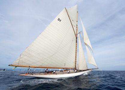 Mariska D1 - Fife 15 Metre Classic