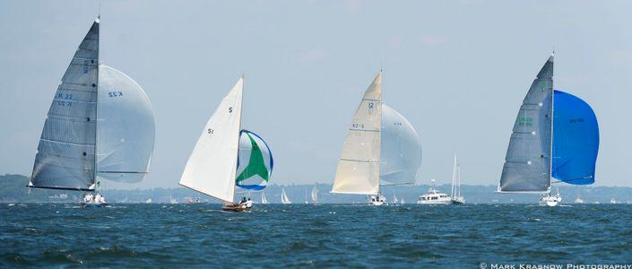 New York Yacht Club Classic Yacht Regattac in Newport, RI