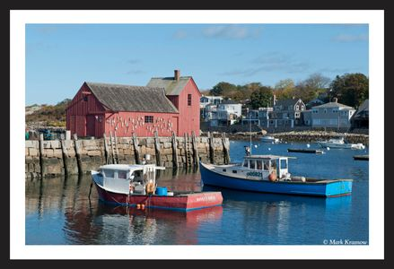 Motif Number 1 in Rockport, MA