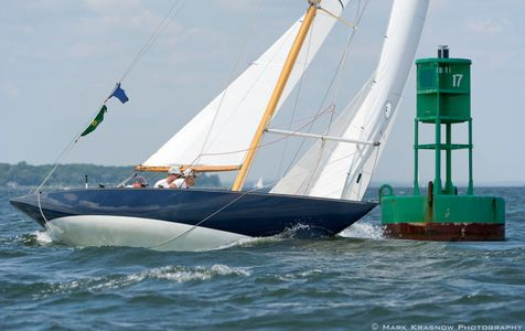 Belle - Luders 24 Racing in Newport, RI