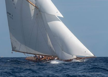Hispania 1909 - Fife 15 Metre