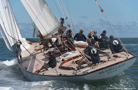 NY40 Marilee at The Opera House Cup - Nantucket, MA  2016