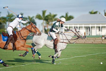 Polo match art print for home and office