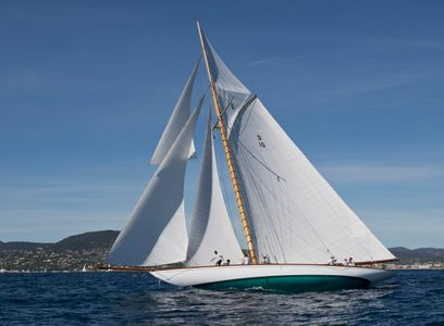 The Lady Anne - Fife 15 Meter