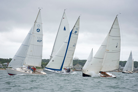 Class Start at the Vineyard Cup