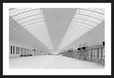 Union Station, Washington, DC - Early 1900's