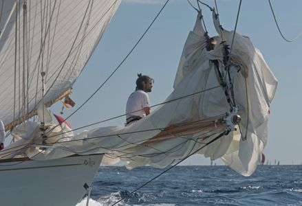 Hispania 15 Fife 15 Metre