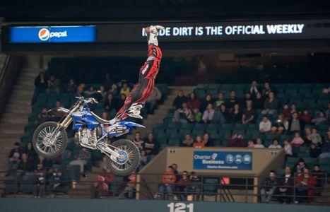 Freestyle Motocross Tricks Boston, MA