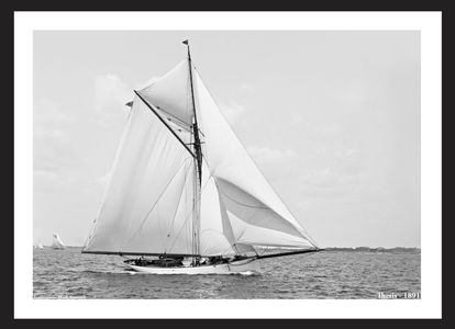 Classic Sailing and Sailboats Restoration art prints
