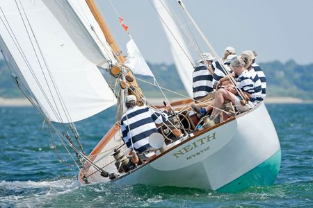 Neith at the NYYC 161st Annual Regatta - Newport, RI