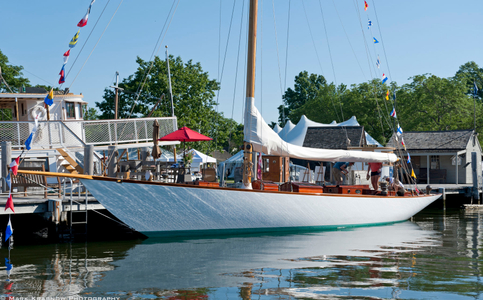 Neith at Mystic Seaport  in Mystic, CT