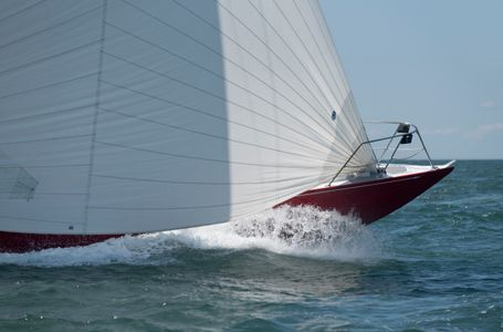 12 Metre American Eagle at the Opera House Cup