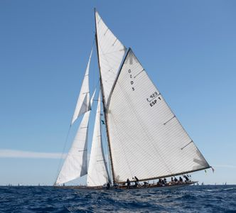 Hispania- Fife 15 Meter