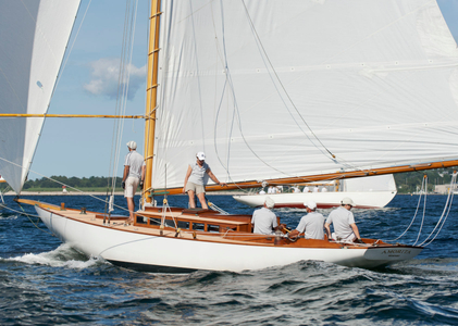 Amorita - NY30 at the Museum of Yachting - IYRS Regatta in Newport, RI