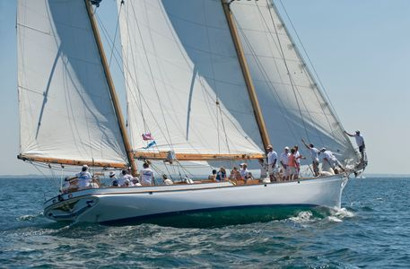 Ticonderoga at the Opera House Cup  2015, Nantucket, MA