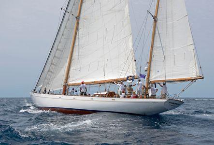 Nordwind in Antigua 2016