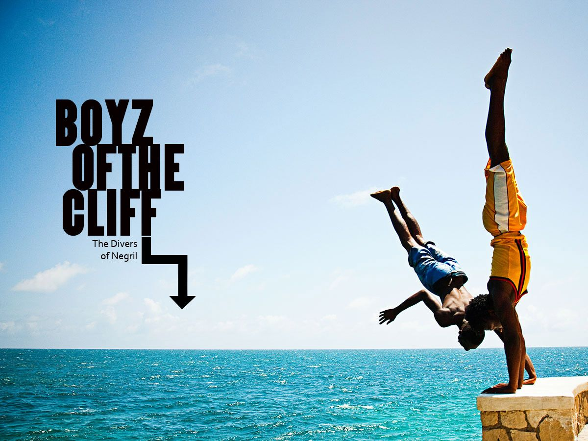 Boyz of the Cliff
