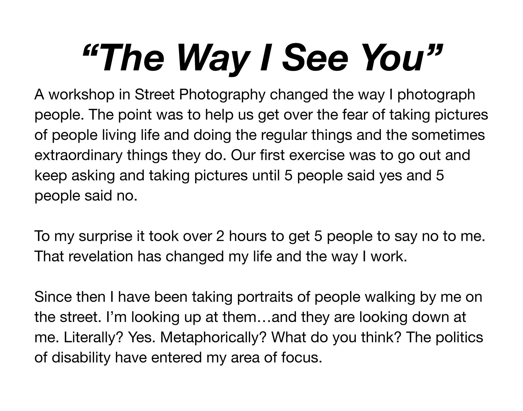 The Way I See You-artist statement.jpg
