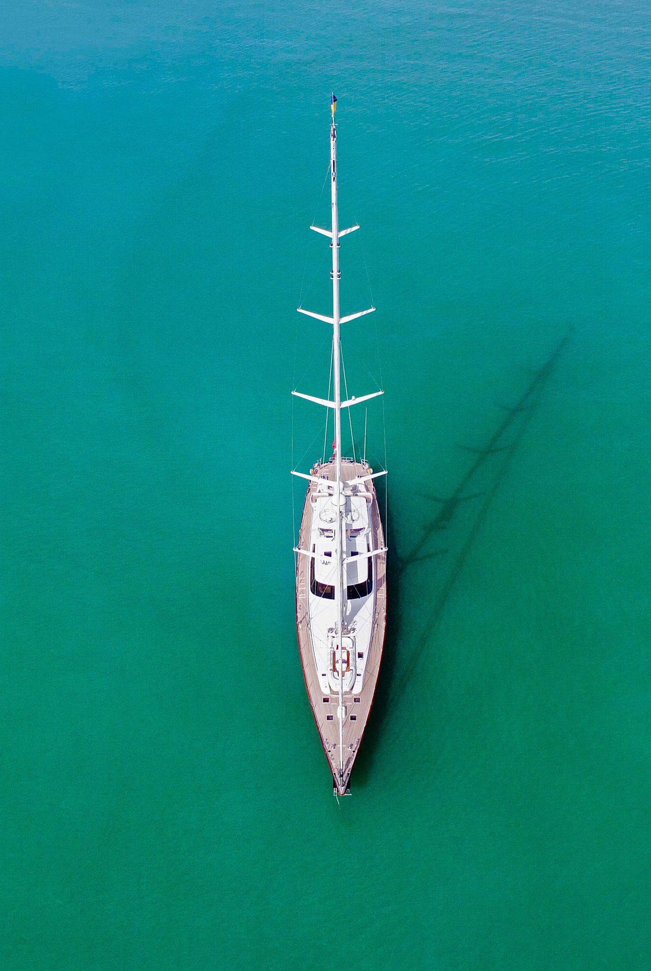 S/Y Red Dragon