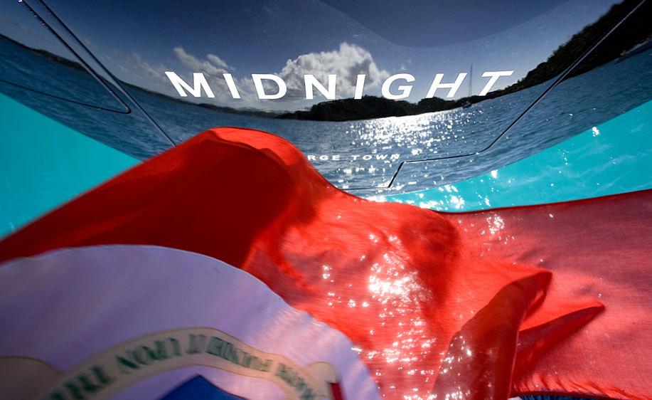 S/Y Midnight