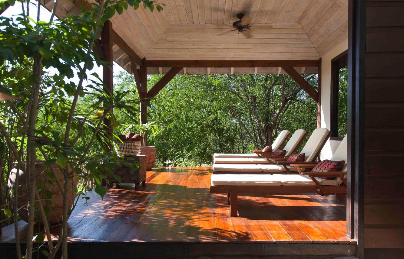 Spa @ Hermitage Bay Antigua