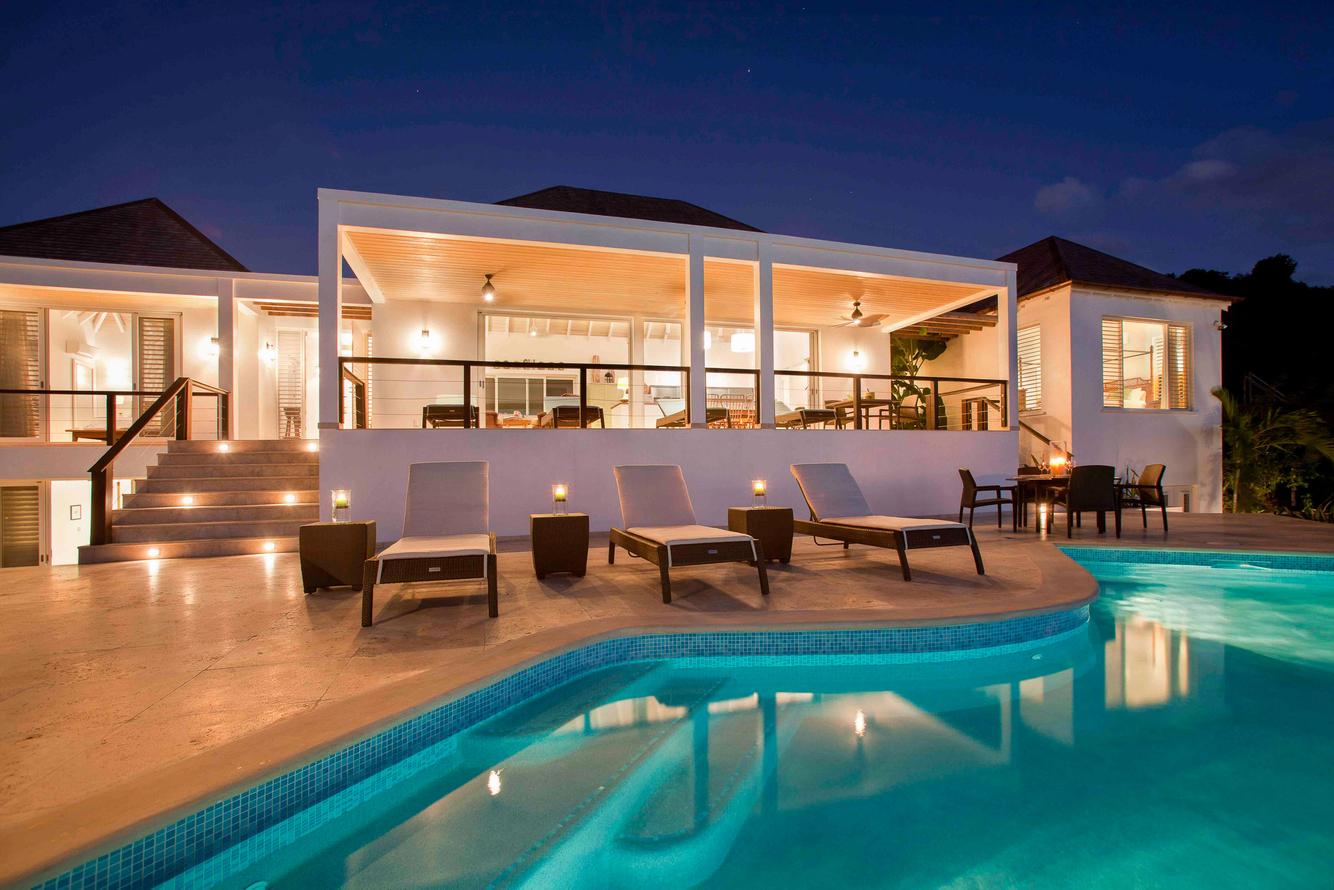 Villas Sea Glass