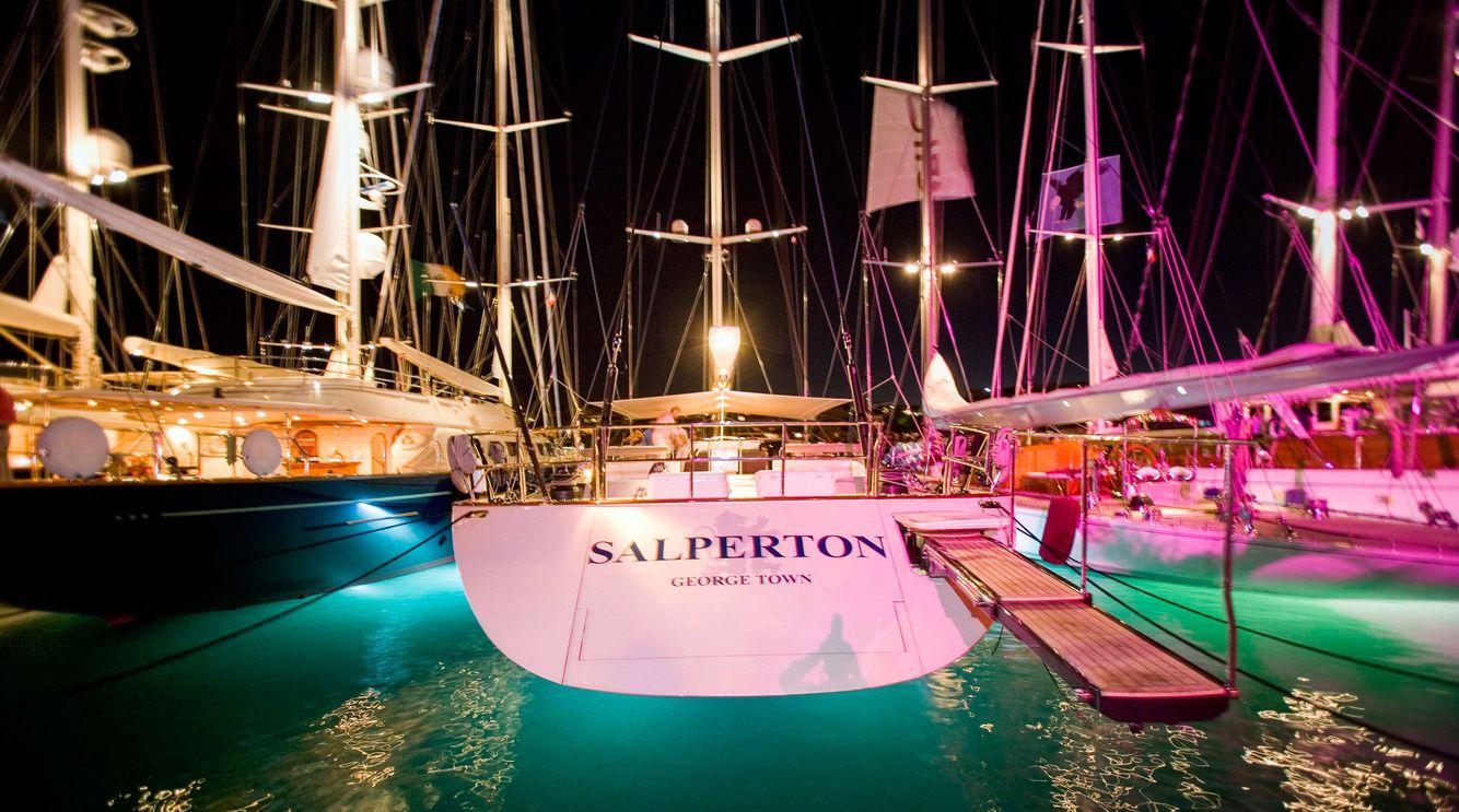 S/Y Salperton