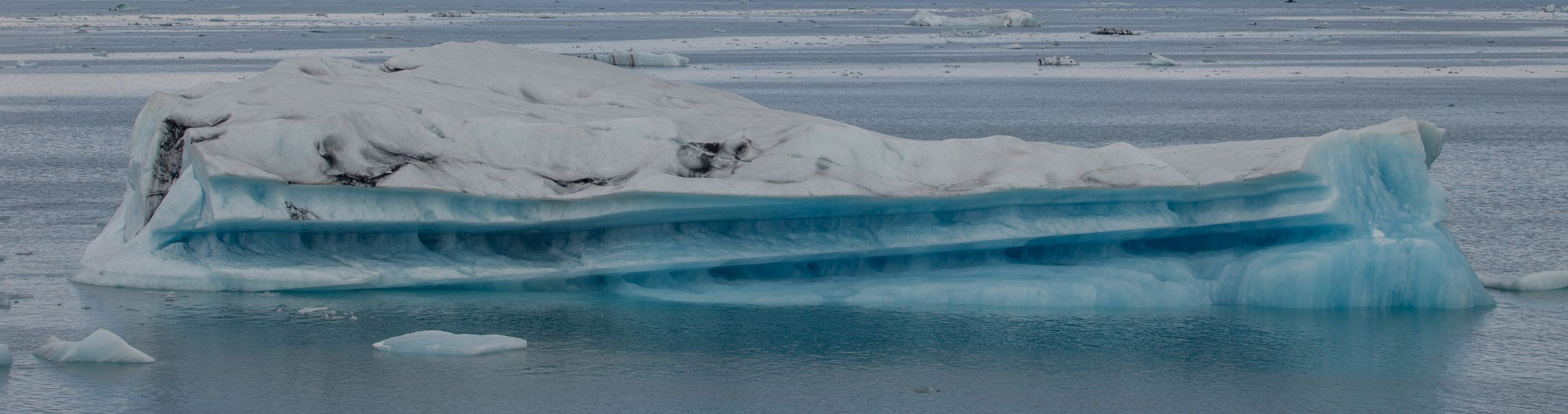 Iceberg at Jokulsarlon