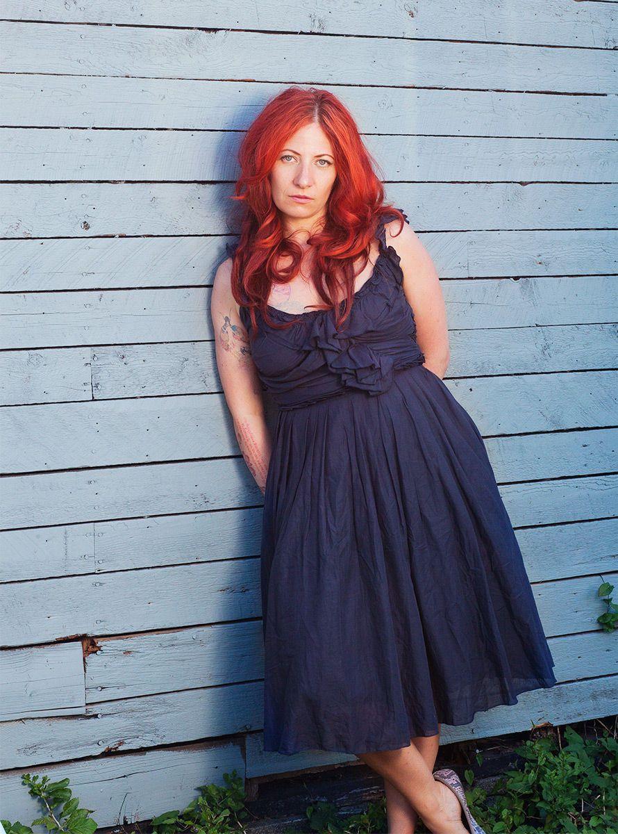 Amber Dawn, Author