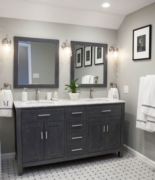 Classic Bathroom Design and Remodel, Jericho Vermont - HAVEN design+ ...