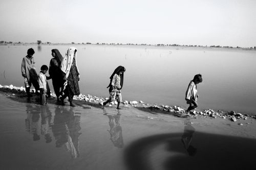 Flooding Aftermath in Pakistan