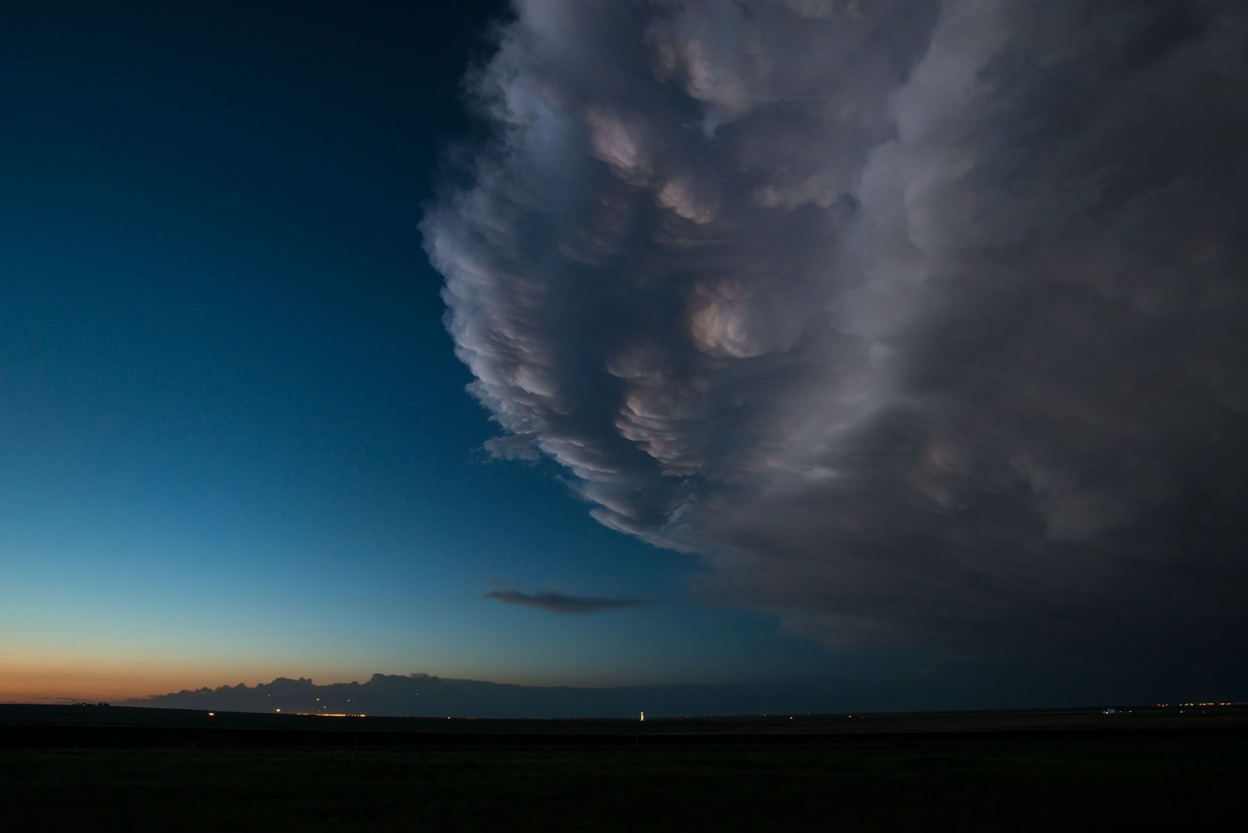 June 5, 2014 - East of Denver, Colorado