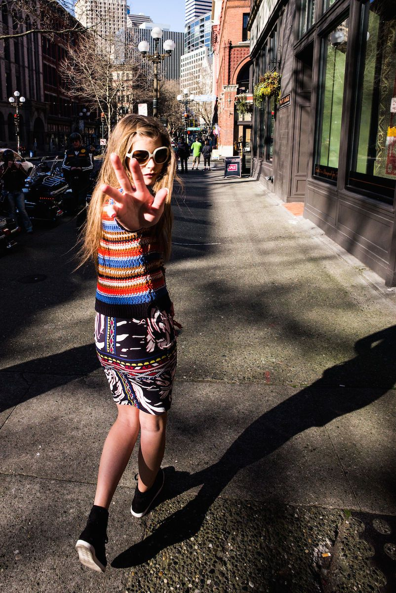 Fashion Stylist Seattle
