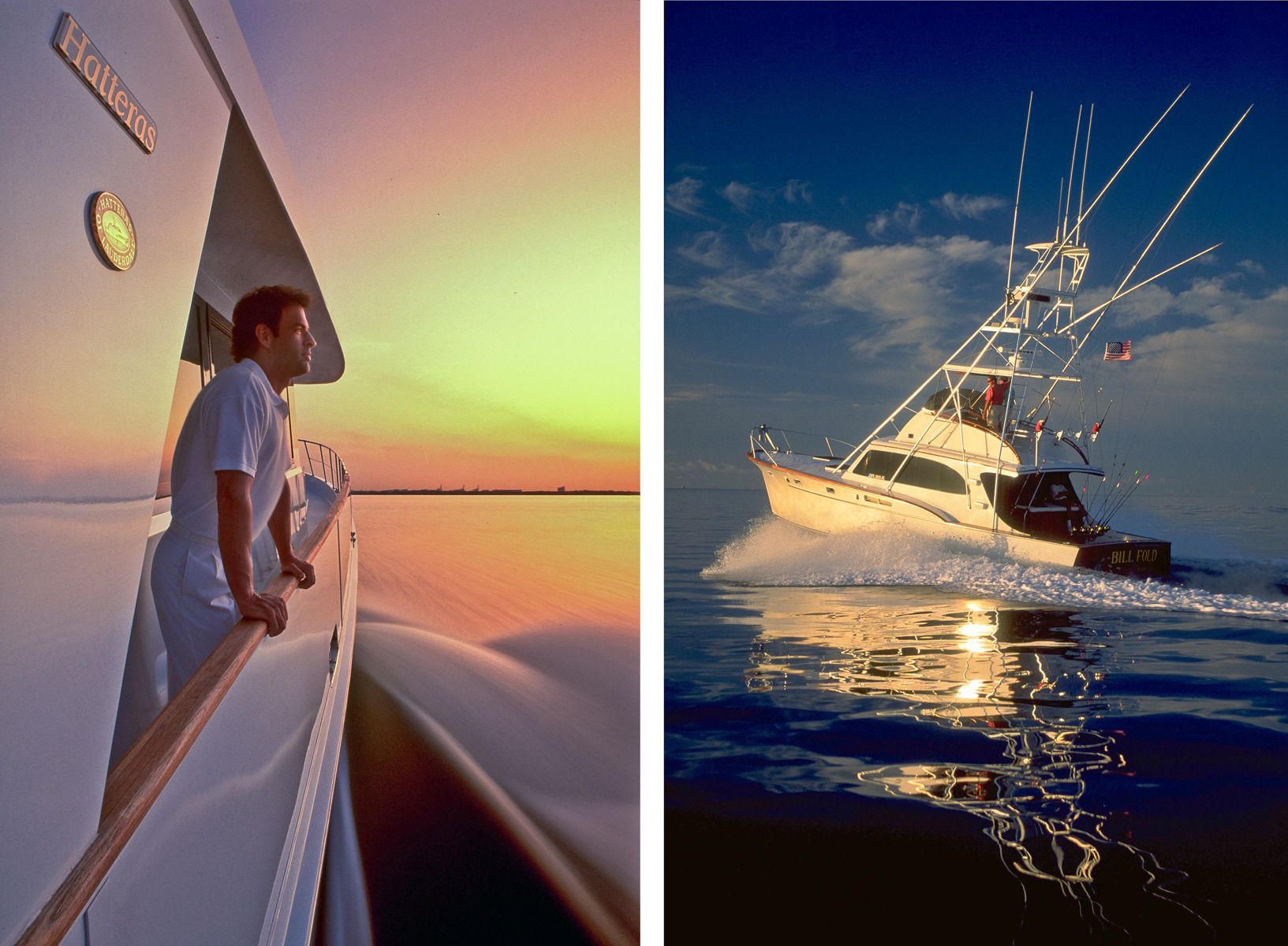 Hatteras and Rybovich