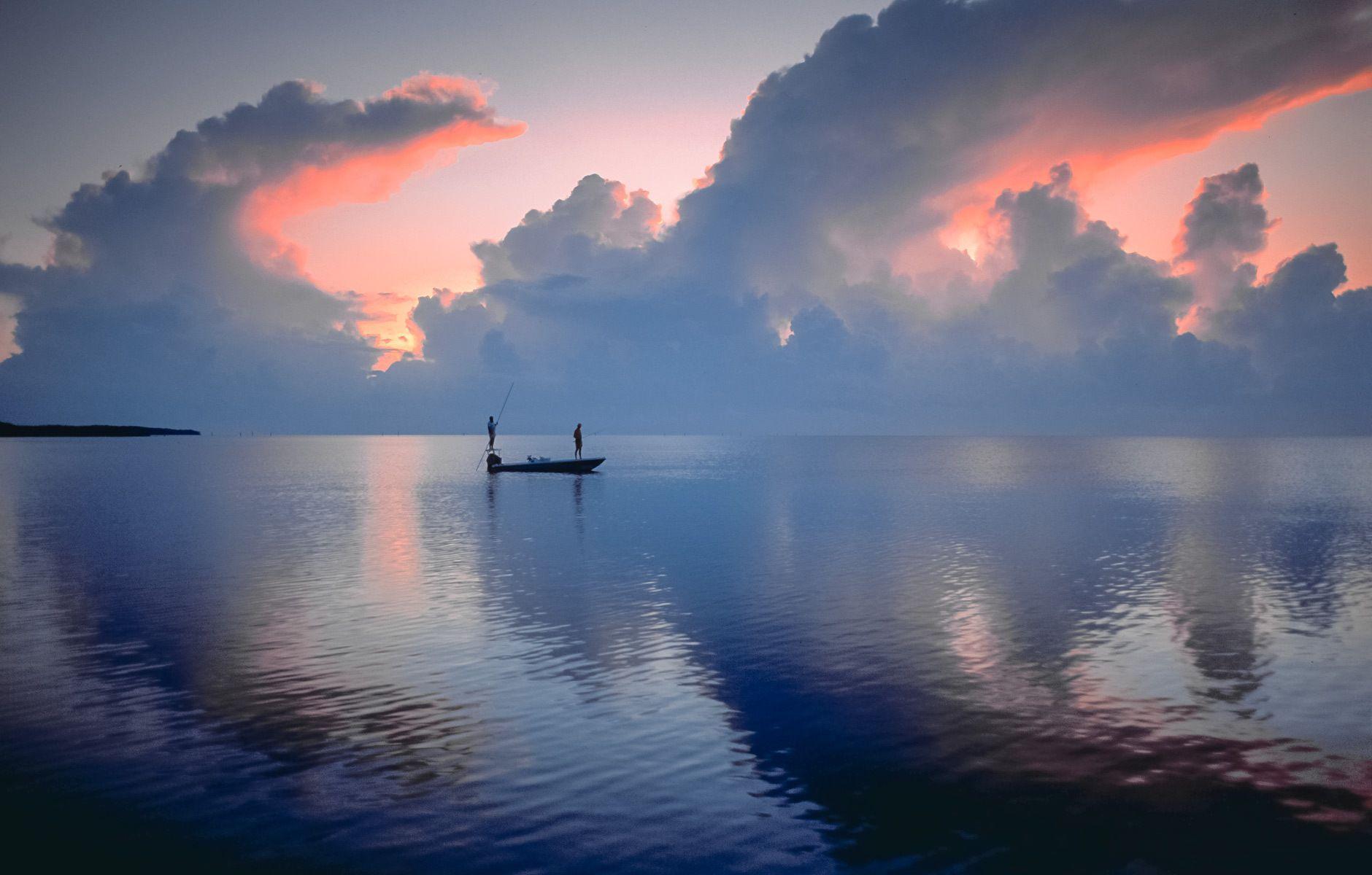 Bone Fishing at Dawn